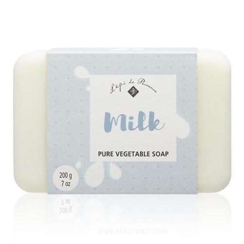 Milk Vegetable Soap