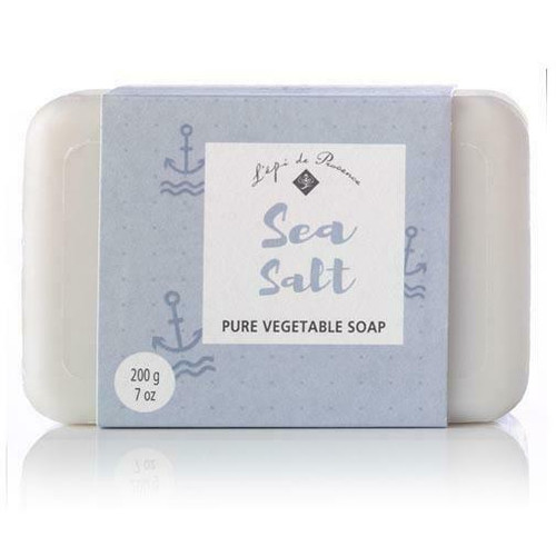 Sea Salt Vegetable Soap