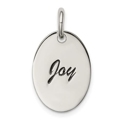Joy Disc Charm