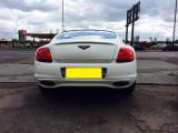 Bentley Continental GT/GTC Super Sports Rear Boot Lip Spoiler