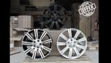 22 Stormer Alloy Wheels