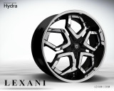 "Lexani Hydra 22"" Alloy Wheels"