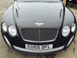 Bentley Continental GT Supersport Body kit Conversion