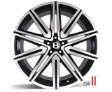 "21"" SSR Alloy Wheels Bentley Continental GT"