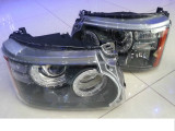 Range Rover Sport 2012 Headlights Aftermarket New