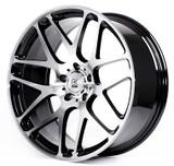 """BK Racing BK170 18"""" Flow Form Alloy Wheels"""