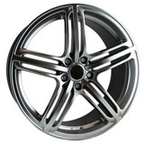 """18"""" Alloy Wheels & Tyres Audi RS6 Style"""