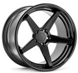 """Ferrada FR3 9 x 20"""" Alloy Wheels Machine Silver"""
