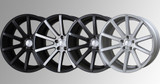 """Judd 20"""" T202 Alloy Wheels Staggered Fitment"""
