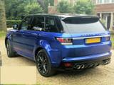 Range Rover Sport L494 2013> SVR Style Bodykit