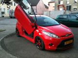 Ford Fiesta LSD Lambo Door Kit