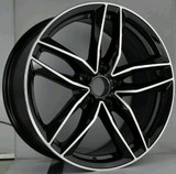 """18"""" RS6 Style Alloy Wheels"""
