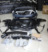 Mercedes Benz 12-114 W204 AMG C63 Style Body Kit