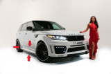 Range Rover Sport 2016 L494 Aspire Design Side Skirts