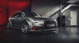 Prior Design PD600R Widebody Aerodynamic Kit for Audi A6/RS6 C7