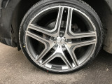 "22"" Alloy Wheels Mercedes ML"