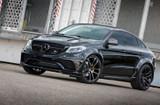 Mercedes GLE Coupe Lumma CLR G800 Bodykit