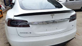 Tesla Model S Boot Lid Spoiler