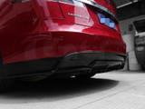 Tesla Model S Carbon Fiber Rear Diffuser