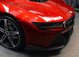 BMW i8 Carbon Fiber Front spoiler AC Schnitzer