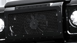 Chelsea Truck Co. Land Rover Defender 90 Military Front Grille Stainless Steel Mesh