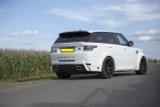 Range Rover Sport Meduza RS-700 Mid Tailgate Spoiler