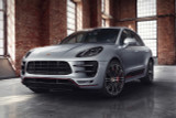 Porsche Macan Turbo Style Front Bumper 2014>