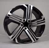 "18"" Alloy Wheels 400R Style VW Audi Seat"