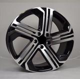 "18"" Alloy Wheels 400R Style VW Audi Seat"