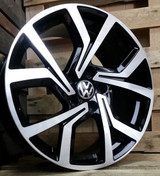"18"" Alloy Wheels Golf R Line Style VW Audi Seat"