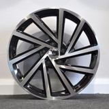 "18"" Alloy Wheels Golf R Style VW Audi Seat"