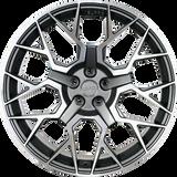 """22"""" Velare VLR 02 Alloy Wheels"""