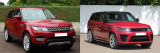 Range Rover Sport Facelift Conversion 2013 > 2018