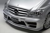 Mercedes Benz V-Class W639 2011-2015 Wald Black Bison Edition Body Kit