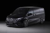 Mercedes V-Class Sports Line W447 2015> Wald Black Bison Edition Body Kit