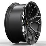 "Kahn Type 53 10.5 x 23"" Alloy Wheels Lamborghini Urus"