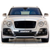 Startech Front Bumper Carbon Package