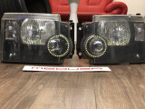 Land Rover Discovery 3 Headlight Conversion with LED Lighting