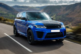 Range Rover Sport SVO Body Kit Genuine Land Rover
