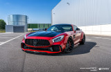 Mercedes GT/GT S Prior Design PD700GTR Wide Body Kit