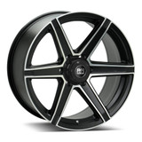 "20"" Riviera RX800 Alloy Wheels"