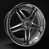 "20"" 647R Alloy Wheels Mercedes Fitment"