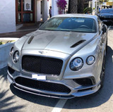 Bentley Continental GT Supersport Style Body Kit 2012>