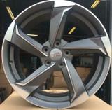 "20"" Alloy Wheels Audi TTRS Style T5 T6 T6.1 VAN BUS COMBO"