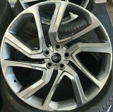 """22"""" Alloy Wheels VSVR Style Land Rover Range Rover Sport"""