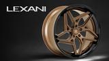 "20"" Lexani Spyder Staggered Alloy Wheels"