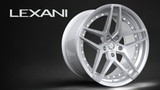 "22"" Lexani Spike Alloy Wheels"