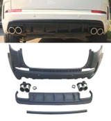 Land Rover Discovery Sport L550 Complete Rear Bumper