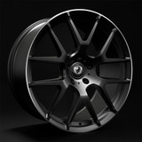 "22"" Cades Comana Alloy Wheels"