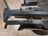 Range Rover L405 LM Style Rear Bumper & Tailpipes 2013-2020